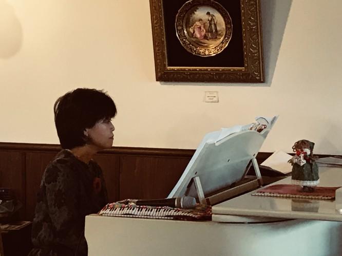 安田佳代子さん 演奏♩イメージ1