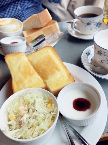 東京カフェ巡り  ギャランイメージ1
