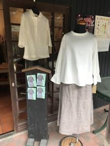信州松本 絹工房 春衣イメージ