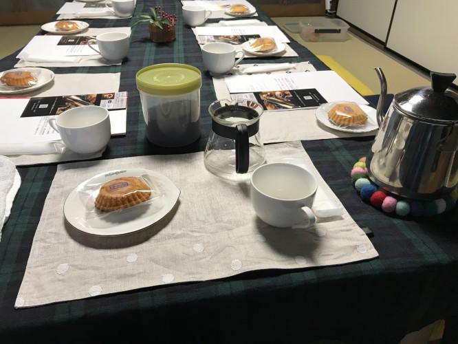 コーヒー教室 in ソレイユさんイメージ1