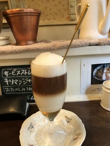 東京カフェ巡り「黒猫茶房」イメージ2
