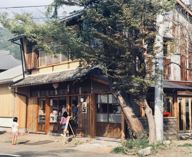 美濃市駅前カフェ 灯家さん訪問①イメージ1