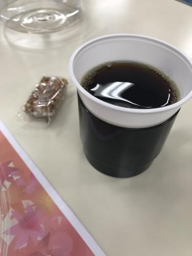 下有知文化祭さん コーヒーご提供中イメージ3