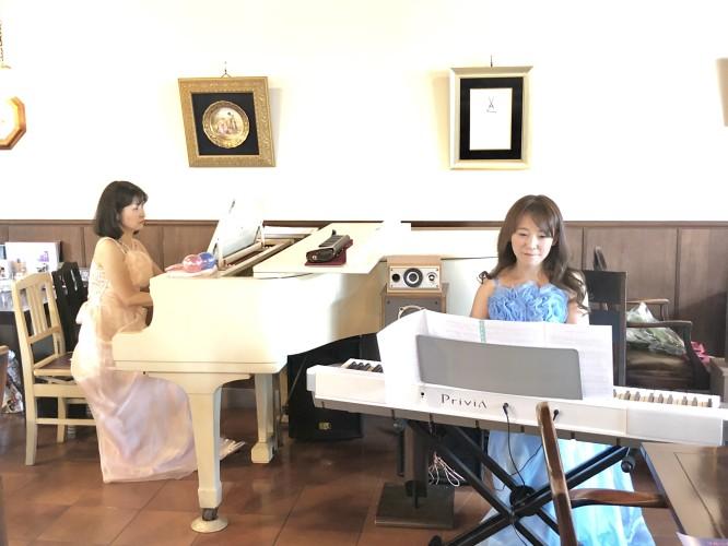ピアノデュオイメージ1