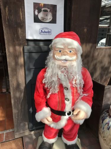 サンタさん登場。イメージ1