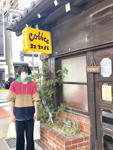 東京カフェ巡り カヤバ珈琲さんイメージ1