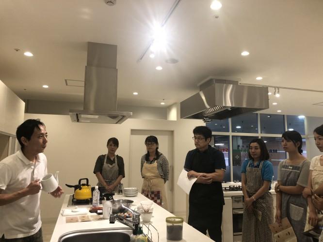 コーヒー教室 in マーゴクッキングスタジオ②イメージ2