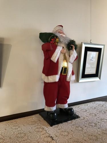 サンタさん登場。イメージ3