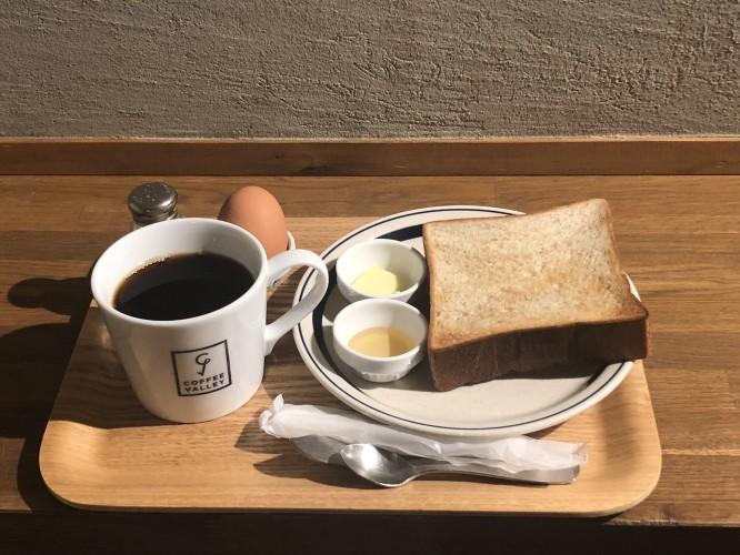東京カフェ巡り 「COFFEE VALLEY(コーヒーヴァレー)」さん①イメージ3