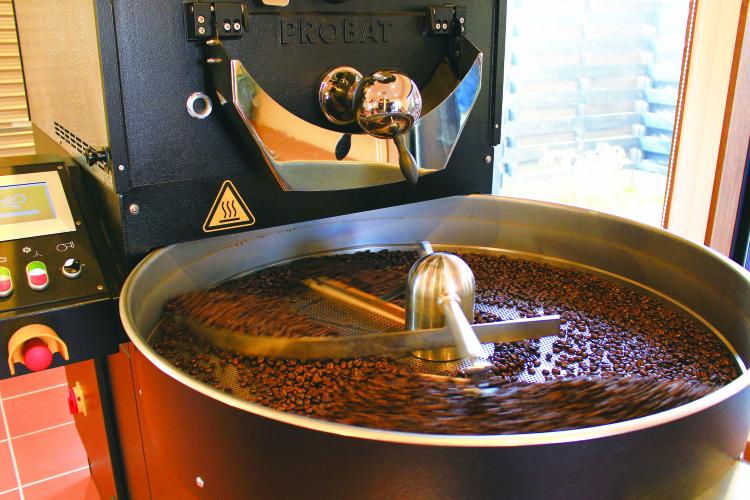 本日コーヒー豆ポイント二倍の日。イメージ1