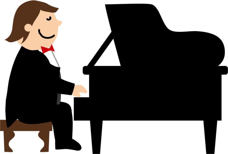 ピアノ生演奏!イメージ1