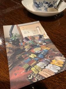 アフリカのカゴなど 雑貨展イメージ