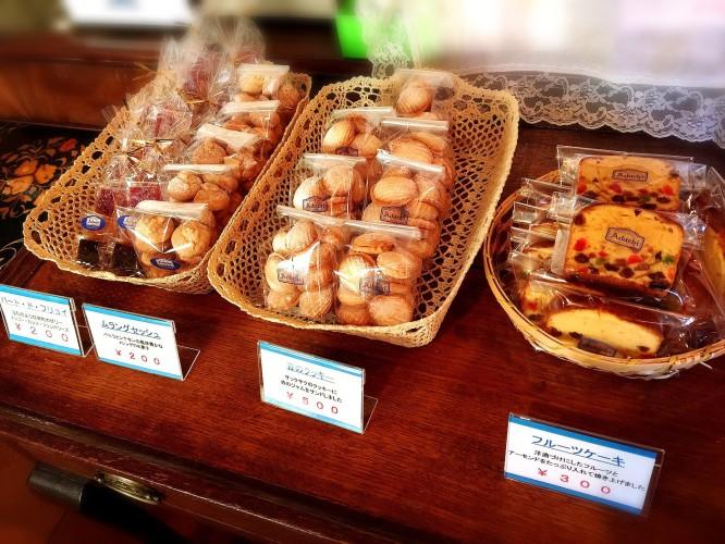 焼き菓子いっぱいイメージ1