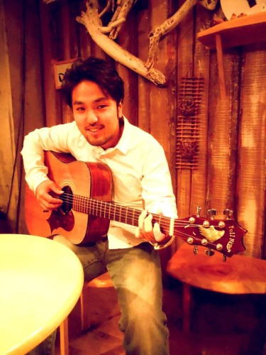 ギター&ピアノ生演奏イメージ1