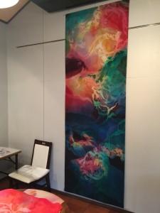 河村尚江 染織の仕事イメージ