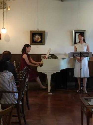 ソプラノとピアノの調べイメージ1