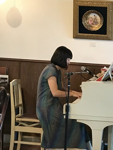 青木みかさんピアノ生演奏!イメージ1