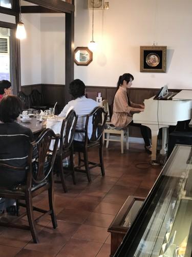 清さんピアノ生演奏イメージ1