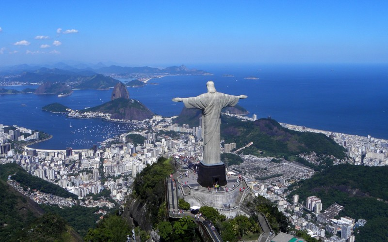 ブラジルを祝う!イメージ1