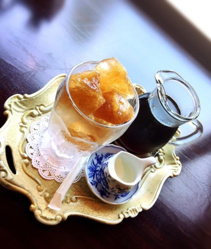 アイスコーヒー。イメージ1