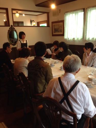 紅茶セミナーを開催しました。イメージ1