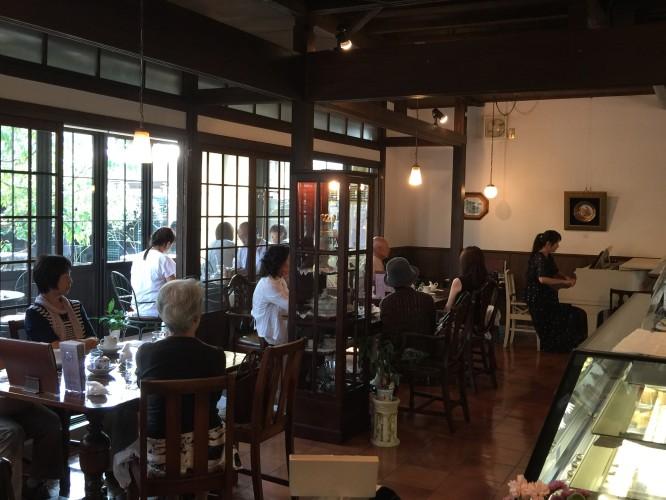 清さんのピアノ&中島さんのサックスイメージ1