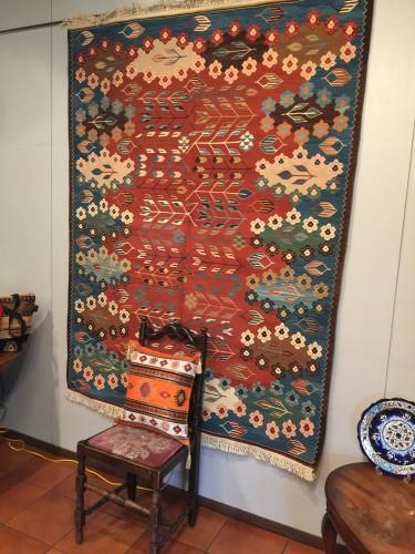 トルコ 絨毯 キリム展イメージ2
