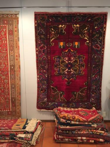 トルコ 絨毯 キリム展イメージ1
