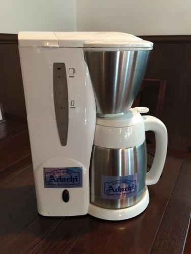 コーヒーメーカーイメージ1