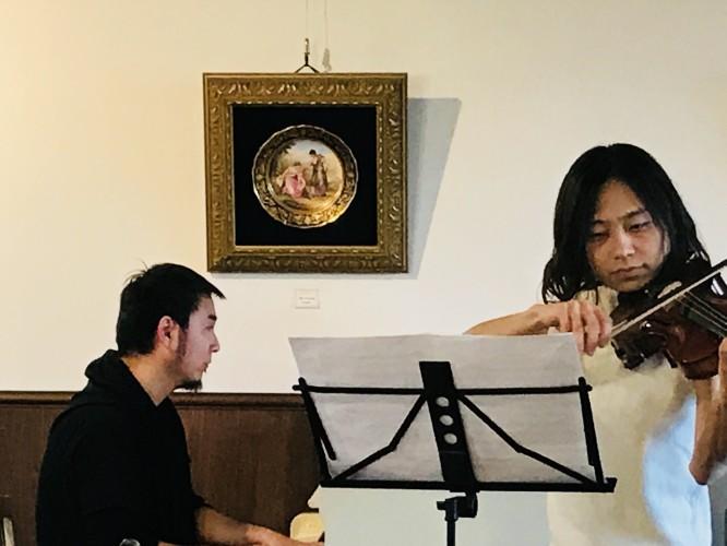 古田さん 演奏会イメージ1
