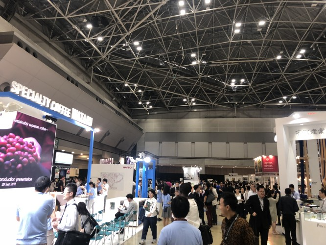 15th SCAJ 2018 WORLD SPECIALTY  COFFEEイメージ1