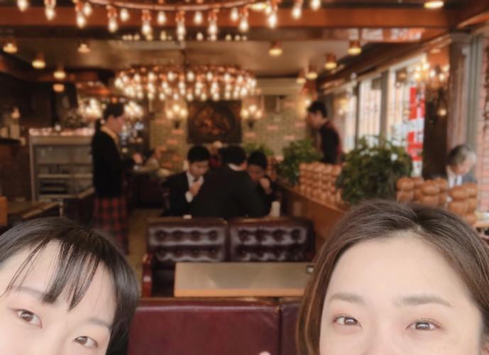 東京カフェ巡り  ギャランイメージ3
