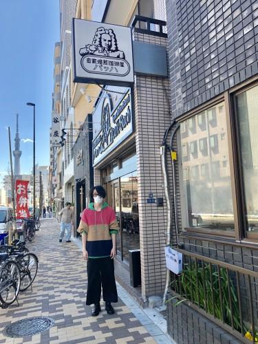 東京カフェ巡り バッハさんイメージ1