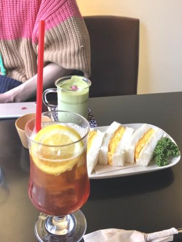 東京カフェ巡り カヤバ珈琲さんイメージ2