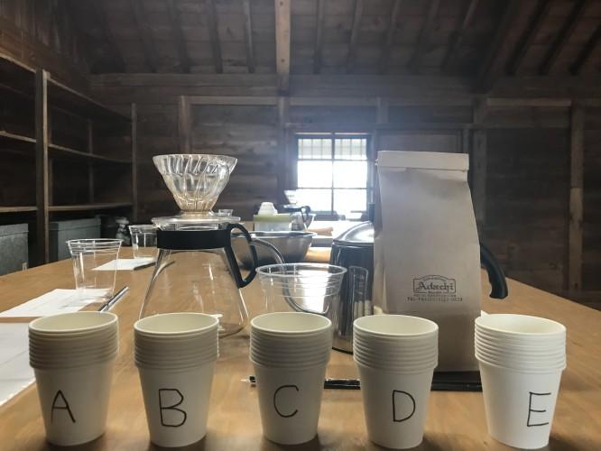 アイスコーヒー教室イメージ1