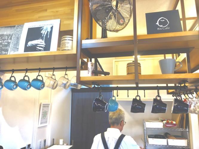 B's Cafeさんと風のカフェさんイメージ2