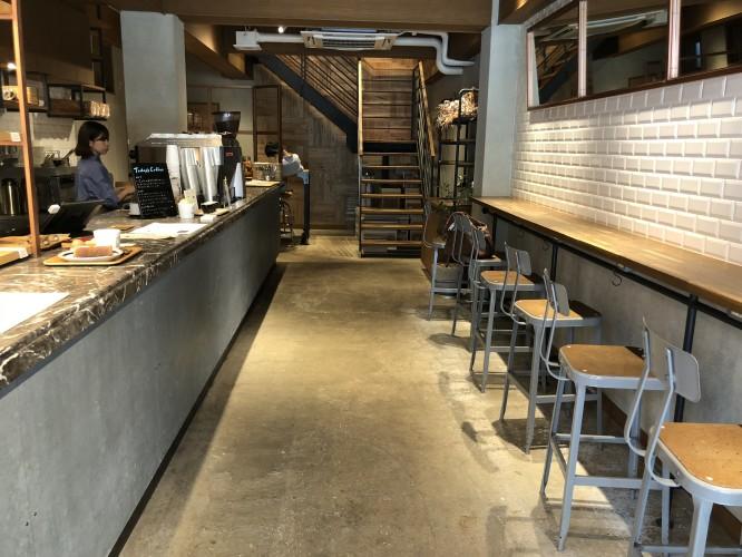 東京カフェ巡り 「COFFEE VALLEY(コーヒーヴァレー)」さん②イメージ1