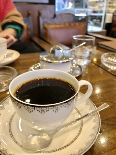 東京カフェ巡り バッハさんイメージ2