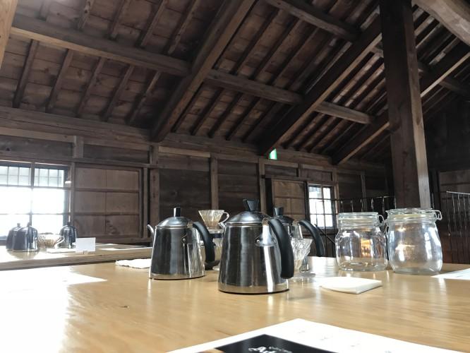 エントワさん  コーヒー教室イメージ1