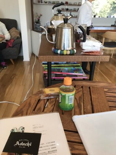 コーヒー教室 in れらはるせイメージ3