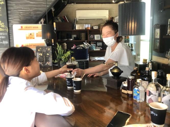 Amiコーヒースタンドイメージ2