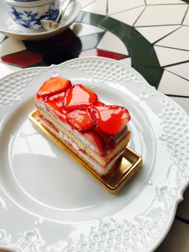 苺のお菓子!イメージ1