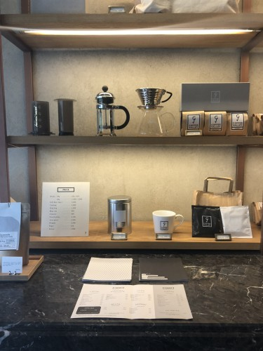 東京カフェ巡り 「COFFEE VALLEY(コーヒーヴァレー)」さん②イメージ3