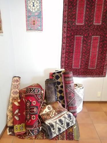 キリム・絨毯展イメージ