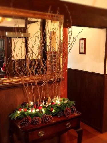 店内クリスマスモードに。イメージ1