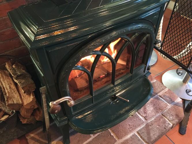 暖炉イメージ1