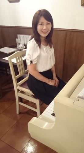酒向紗弓さんピアノ生演奏イメージ3
