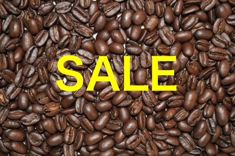 コーヒー豆1.5倍増量セール!イメージ1