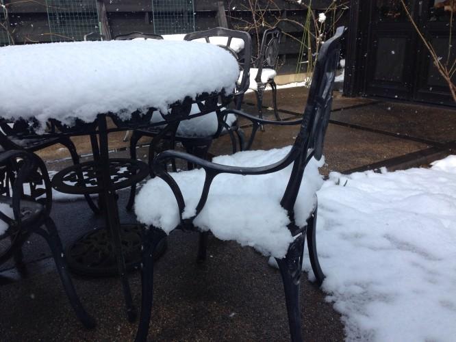 雪がしんしんと。。イメージ1