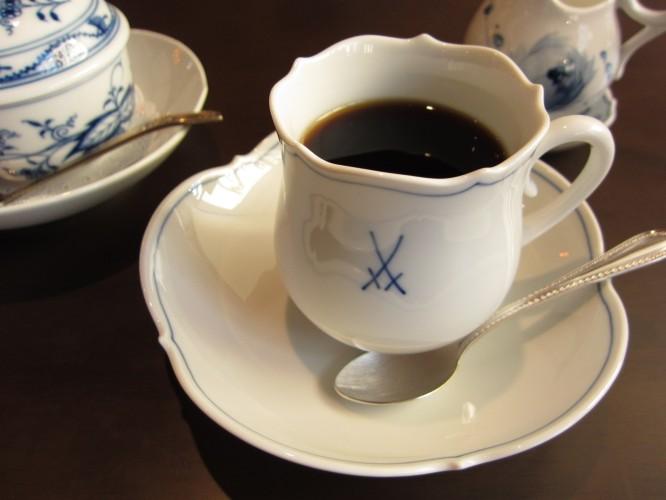今日のコーヒーイメージ1